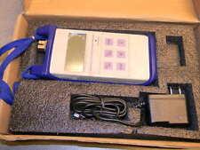 Handheld Optical Power Meter, Case, Accs, 850nM, 980nM, 1310nM, 1550nM