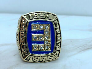 1954-1975 Minnesota Twins Ring Hall Of Fame Championship Ring Fan Gift
