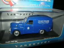 1:43 Vanguards Austin A40 Van Limited Edition 1 of 3000 pcs. OVP