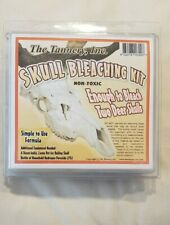 Skull Bleaching/Whitening Kit Whitetail Mule Deer Elk Taxidermy Curiosity DIY