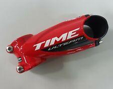TIME Monolink Ulteam Road Carbon Stem Rouge Red 100mm