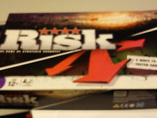 PARKER RISK THE GAME OF STRATEGIC FROM 2008  CONQUEST GAME THE GAME IS COMPLETE
