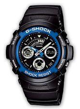 Casio AW-591-2A Orologio G-Shock Antiurto Fuso Orario Sveglia Timer Crono