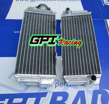 Honda ATV ATC250R ATC 250 R 1985-1986 85 86 aluminum alloy radiator left & right