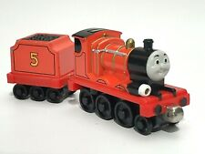Thomas The Train & Friends Take Along Die Cast Metal Talking James