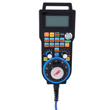 Usb Wired Control Mpg Pendant Lcd Handwheel Controller For Cnc Mach3 System