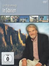 GERD RUGE unterwegs - DVD - IN SIBIRIEN  ( Neu )