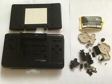 Full Repair Housing Shell Case Replacement for Nintendo NDS Black