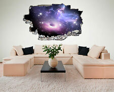 Weltall Space Weltraum Galaxy Planet Wandtattoo XXL Wandsticker Aufkleber C218
