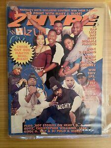 Rare 2Hype Magazine June 1993 Tupac Shakur Naughty by Nature