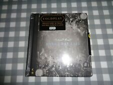 COLDPLAY EVERYDAY LIFE CD ALBUM (New Release November 22nd 2019) new,free p+p