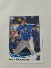 2013 Topps Baseball Card Jake Odorizzi 232