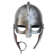 More details for horse lord / viking/saxon helmet: cosplay living history larp