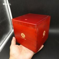 """Chinese Culture Feature """"The Five Elements"""" 13 cm Wood Magic Box Puzzle Toy"""