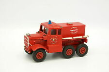 Dinky Toys Code 3 1/43 - Recovery Tractor Pompiers Strasbourg
