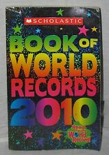 Scholastic Book Of World Records 2010 by Jenifer Morse