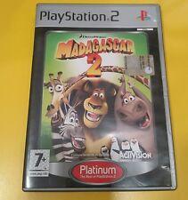 Madagascar 2 GIOCO PS2 VERSIONE ITALIANA