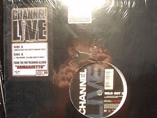 "CHANNEL LIVE - WILD OUT 2K / THE NERVE (12"")  2000!!!  RARE!!!  MIKE CITY!!!"