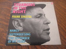 45 tours Frank Sinatra - Strangers in the night