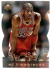 Rare: 1998 Upper Deck MJX Michael Jordan MJ Timepieces #36 Sr#d 0710/2300