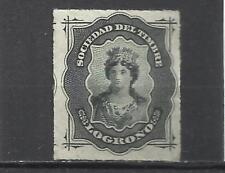 Q669D-MNH** SELLO FISCAL ESPAÑA SOCIEDAD DEL TIMBRE AÑO 1874  LOCAL,LOGROÑO