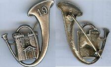 Chasseurs -  19° Bataillon chasseurs alpins sans marque avant 1939