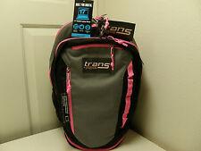 Jansport Backpack Black, Grey, & Pink 689914103825 NWT T51X1J0