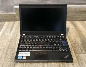 """Lenovo ThinkPad X220 12.5"""" Intel Core i7-2620M 4GB SSD160GB"""