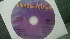 Enrique Iglesias Karaoke SKG-945 SuperStar CDG
