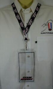 Team Penske Credential Ticket Holder & Lanyard IndyCar Newgarden Power Pagenaud