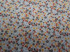 "Liberty of london tana lawn tissu ""rania"" 1.25 mètres x 136cm multi couleur"