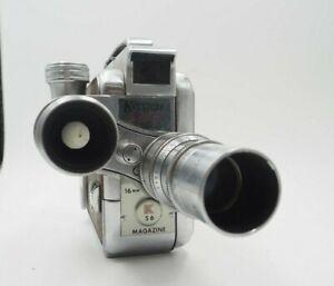 Keystone Executive K56 magazine 16mm movie camera Vintage