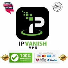 IP Vanish VPN ⭐36 MONTH WARRANTY⭐3 DEVICES ⭐ NOT SHARED ⭐HOT DEAL 🔥