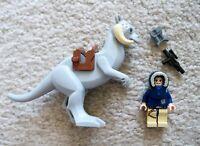 LEGO Star Wars - Rare - Hoth - Han Solo & Tauntaun w/ Gear - Excellent