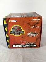 Limited Edition Mint NASCAR Helmet 1/4 Scale 2001 Bobby Labonte Jurassic Park