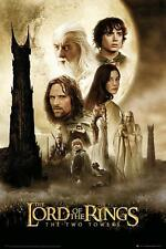 Lord of the Rings : The Two Towers : One Sheet - Maxi Poster (new & sealed)