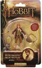 The Hobbit Bilbo Baggins Action Figure 10cm/ 3.94' inches New Official