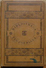 Bibliotheca Teubneriana isocratis orationes Vol. I
