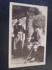 CPSM Bretagne Costume du Faouët