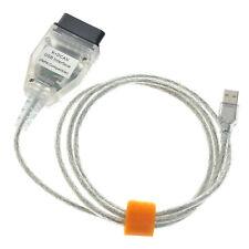 Para BMW INPA Ediabas NCS K + DCAN OBD2 USB Cable herramienta de diagnóstico