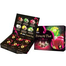 Curtis Tee Set  Pleasure Time  Pyramidenbeutel Tea Collection Geschenkset