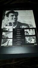 The Postman IL Postino Rare Original Academy Awards Promo Poster Ad Framed! #1