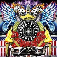 JOKER FIVE SPEED - Rock n' Roll Is A Motherfucker  -  CD   HARD ROCK   NEW