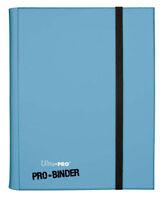 Blue Ultra Pro Binder Collector Card Storage Album folder inc. 9-Pocket Pages