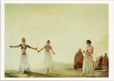 Castanets, 1933 Sir William Russell Flint Art Royal Academy of Arts Postcard F6