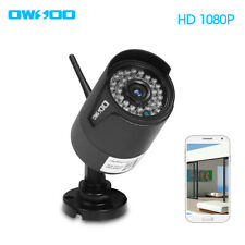 Owsoo Ca-850C-R Wifi Wireless Security Camera Full 1080P Support P2P X5Y1