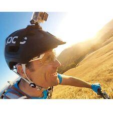 New Bike Vented Helmet Strap Mount Adapter for Sport Camera Go Hd Hero 1 2 3