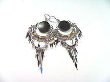 Onyx Women Earrings South American Jewellery