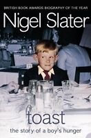 Toast: The Story of a Boy's Hunger by Nigel Slater, NEW Book, FREE & FAST Delive