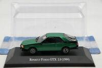 IXO Altaya 1:43 Renault Fuego GTX 2.0 1984 GREEN Diecast Models Limited Edition
